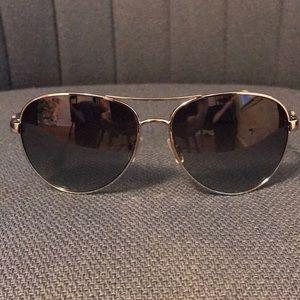 Jessica Simpson aviator sunglasses decent shape